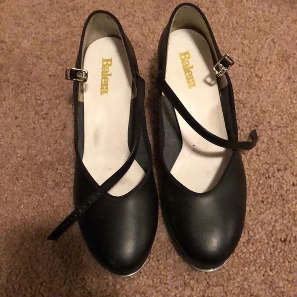8e6322abede Balera Shoes - Balera heeled tap shoes size 8M for dance